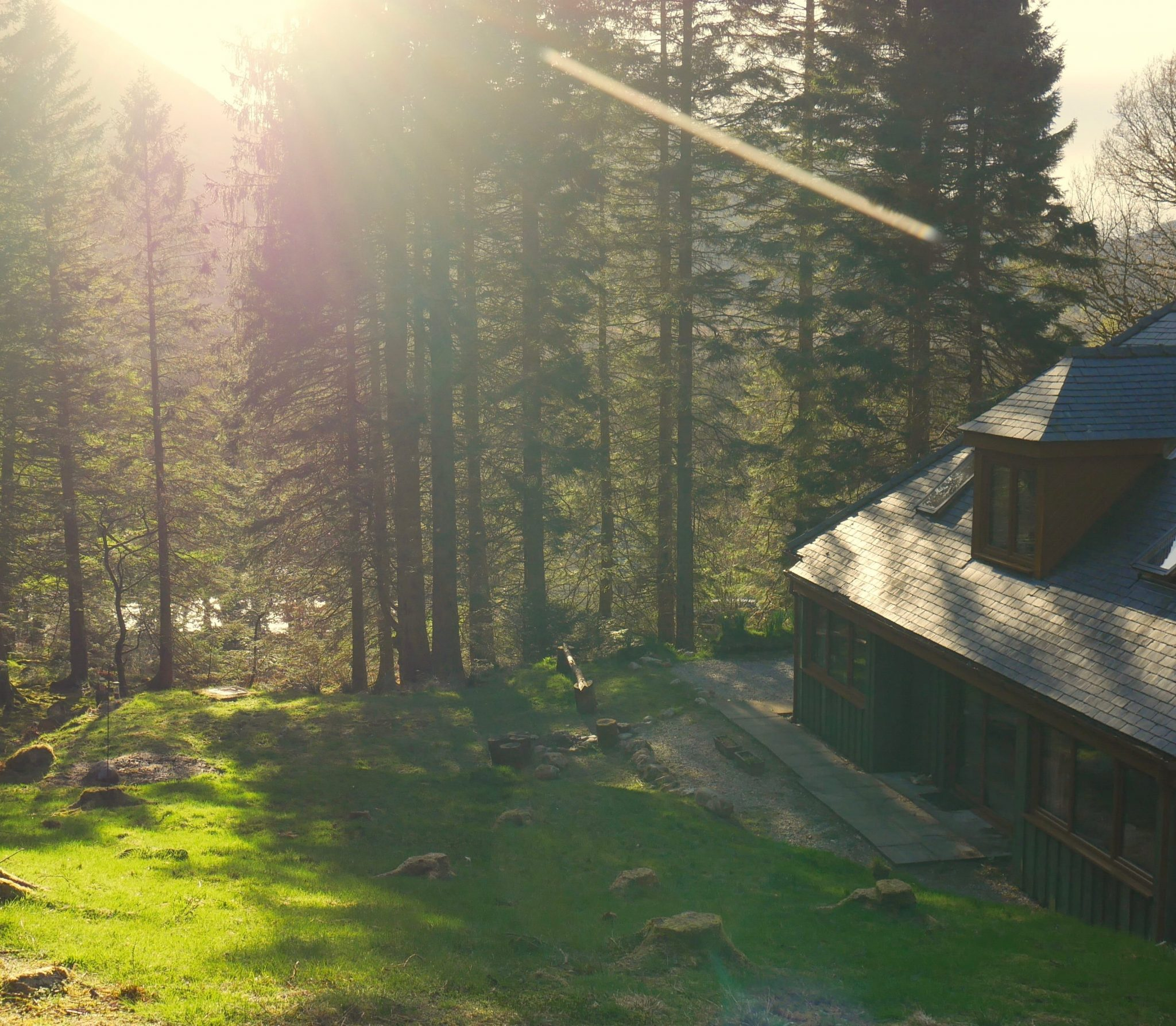 Rock Glen Apartments: Signal Rock Glencoe, Cottages And BnB Accommodation