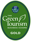 Green Tourism Business Scheme Gold Member